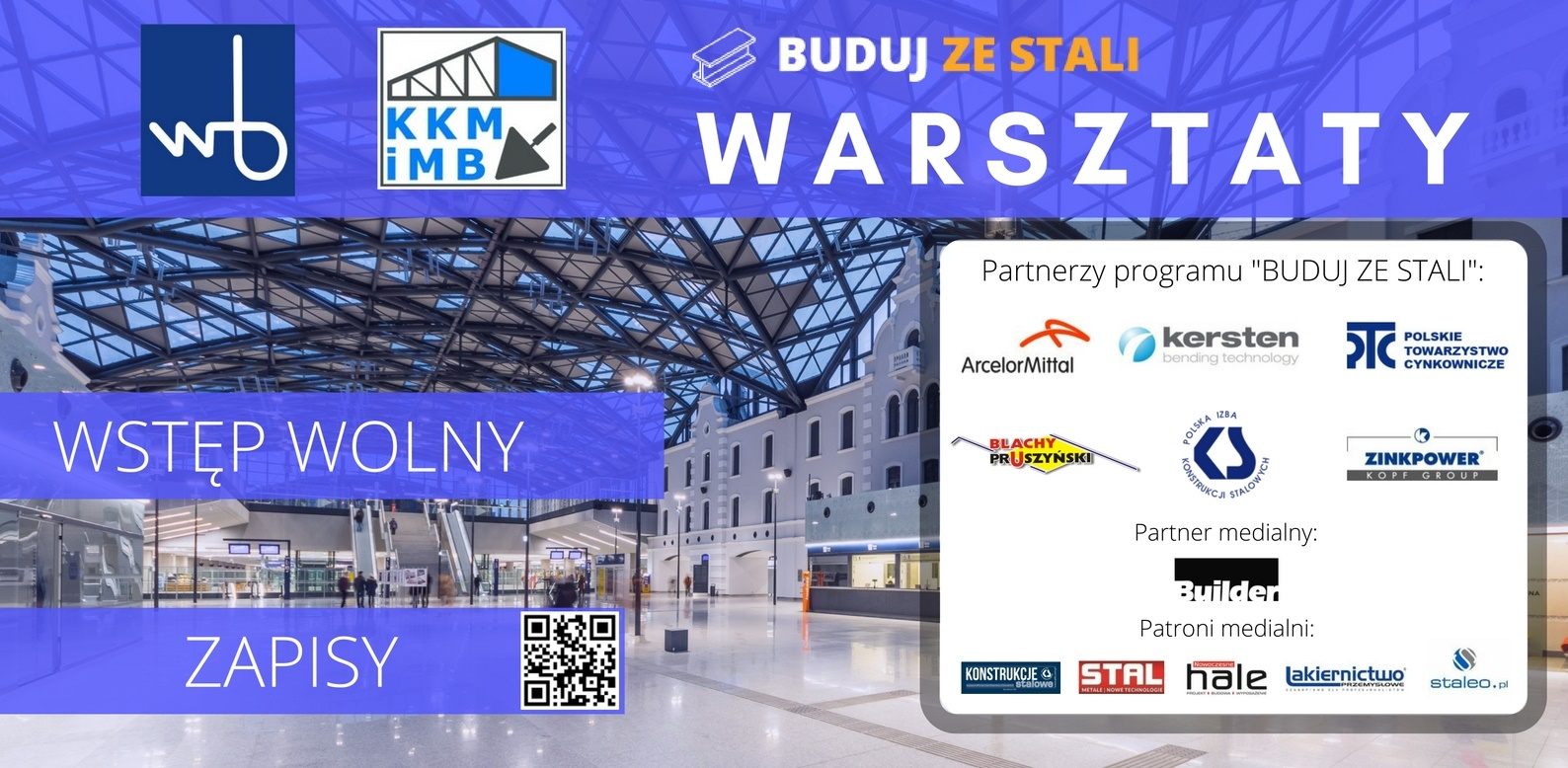 Warsztaty BUDUJ ZE STALI - Politechnika Częstochowska