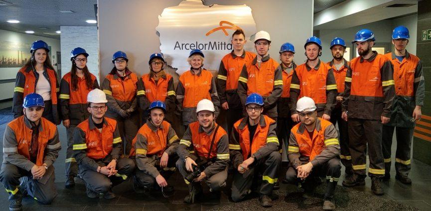 Politechnika Koszalińska Arcelor Mittal Huta Katowice Mini