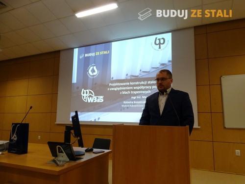Warsztaty-BUDUJ-ZE-STALI-Politechnika-Białostocka-6