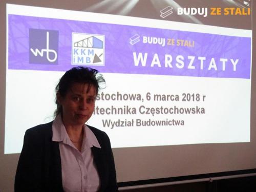 Warsztaty-BUDUJ-ZE-STALI-Politechnika-Częstochowska-1