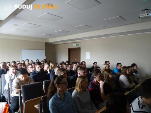 Warsztaty-BUDUJ-ZE-STALI-Politechnika-Częstochowska-11