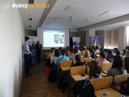 Warsztaty-BUDUJ-ZE-STALI-Politechnika-Częstochowska-2