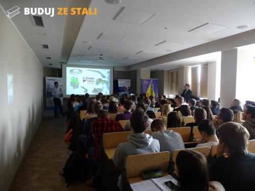 Warsztaty-BUDUJ-ZE-STALI-Politechnika-Częstochowska-4