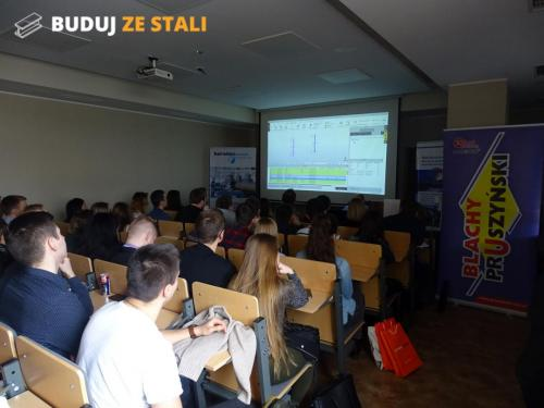 Warsztaty-BUDUJ-ZE-STALI-Politechnika-Częstochowska-6